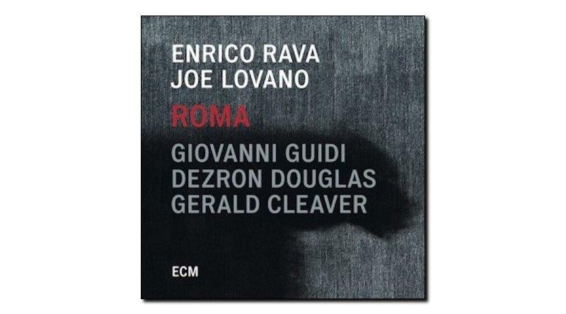 Enrico Rava Joe Lovano Roma ECM 2019 Jazzespresso 爵士杂志