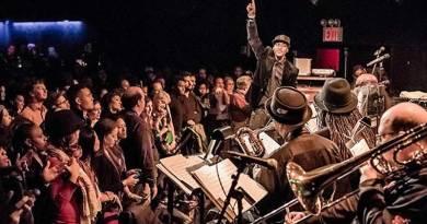 2020年1月9日至18日<br/>纽约冬季爵士音乐节 (NYC Winter Jazzfest)