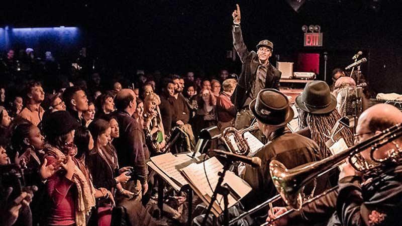 纽约冬季爵士音乐节 2019 Jazzespresso 爵士杂志