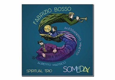 Fabrizio Bosso Spiritual Trio <br/> Someday <br/> Warner, 2019