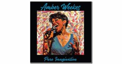 Pure Imagination Amber Weekes Self release 2019 Jazzespresso 爵士雜誌