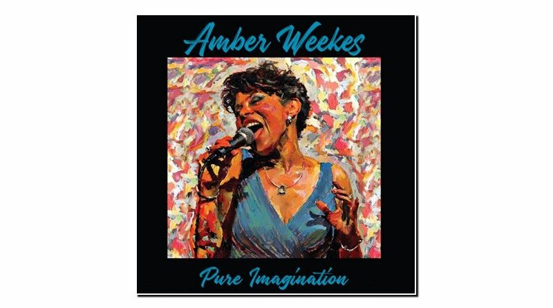 Pure Imagination Amber Weekes Self release 2019 Jazzespresso Mag