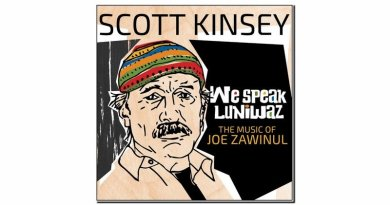 Scott Kinsey We Speak Luniwaz Whirlwind 2019 Jazzespresso 爵士杂志