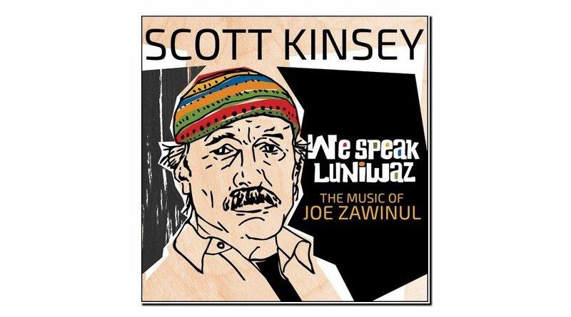 Scott Kinsey We Speak Luniwaz Whirlwind 2019 Jazzespresso Magazine