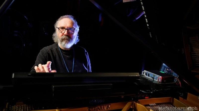 Patrizio Fariselli Stefano Barni Retrato Jazzespresso 2019