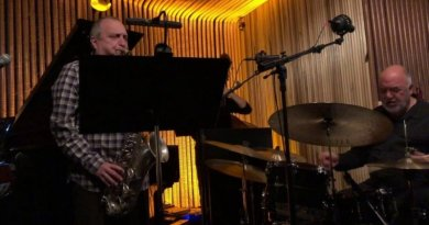 Garzone & Erskine Trio Like Someone In Love YouTube Video Jazzespresso 爵士杂志
