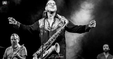 Sax Gordon JazzAscona Luca Vantusso Retrato Jazzespresso 2019