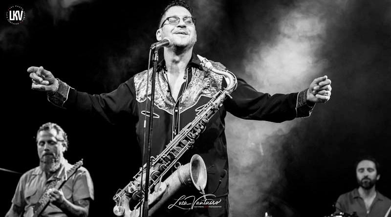 Luca Vantusso Sax Gordon Portrait Jazzespresso Magazine