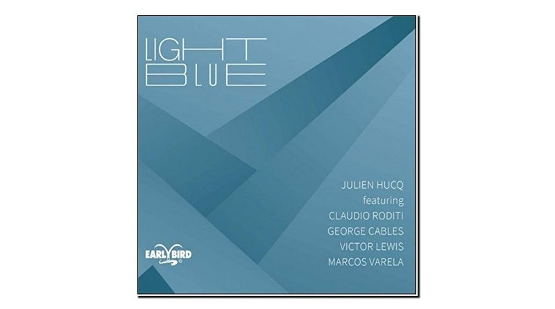 Julien Hucq Light Blue Early Bird 2019 Jazzespresso Jazz Magazine