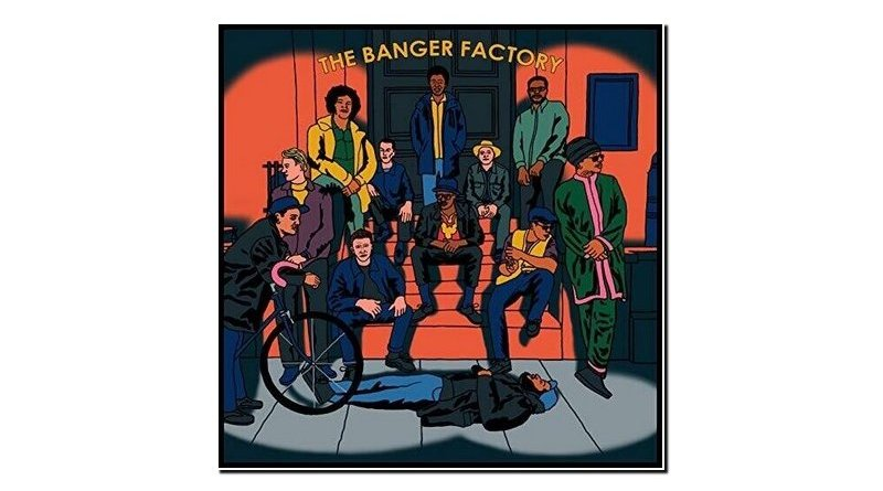 Mark Kavuma The Banger Factory Ubuntu 2019 Jazzespresso 爵士雜誌