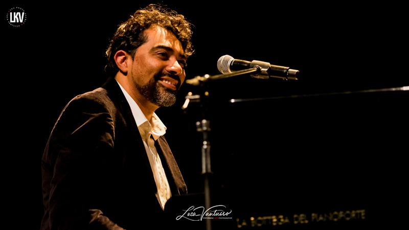 Cesar Moreno 阿斯科納 Luca Vantusso 2019 爵士音樂人