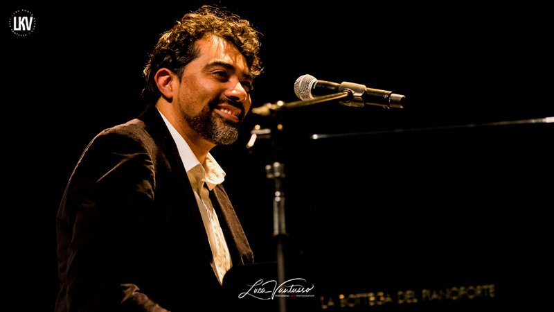 Cesar Moreno 阿斯科纳 Luca Vantusso 爵士音乐人物肖像摄影