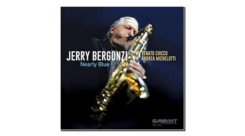 Jerry Bergonzi Nearly Blues Savant 2020 Jazzespresso Magazine