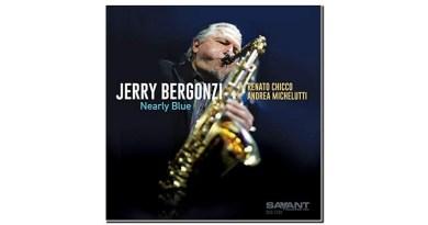Jerry Bergonzi Bearly Blue Savant 2020 Jazzespresso Revista Jazz