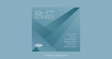 Julien Hucq Light Blue EPK