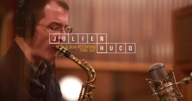 Julien Hucq Quartet Z New Album 2017 YouTube Video Jazzespresso 爵士杂志