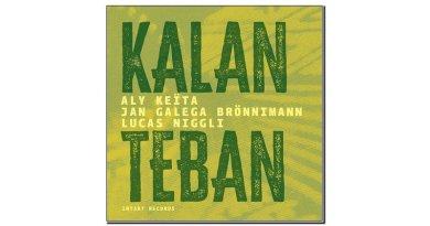 Keïta Brönnimann Niggli Kalan Teban Intakt 2020 Jazzespresso Revista