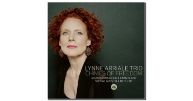 Lynne Arriale Trio Chimes of Freedom Challenge 2020 Jazzespresso 爵士杂志