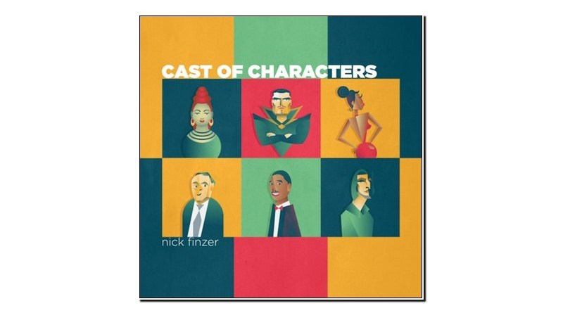 Nick Finzer Cast of Characters Outside in Music 2020 Jazzespresso 爵士雜誌