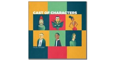 Nick Finzer Cast of Characters Outside in Music 2020 Jazzespresso 爵士杂志