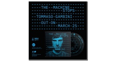 Tommaso Gambini The Machine Stops Workin' Label 2020 Jazzespresso 爵士雜誌