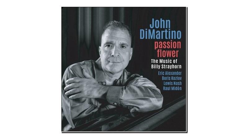John DiMartino Passion Flower Sunnyside, 2020 Jazzespresso 爵士杂志