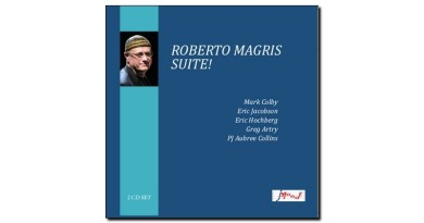 Roberto Magris Suite! JMood 2020 Jazzespresso Jazz Magazine