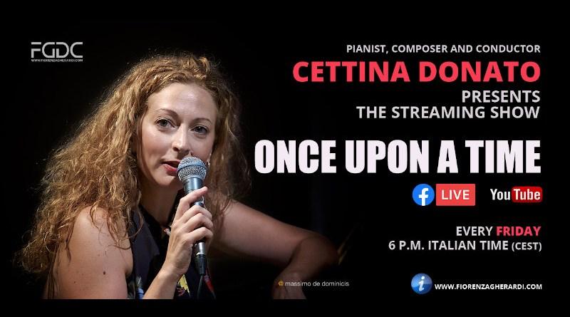Cettina Donato Once Upon A Time Italia Jazzespresso