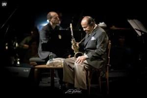 Benny Golson Milán reportaje 2019 Luca Vantusso Jazzespresso