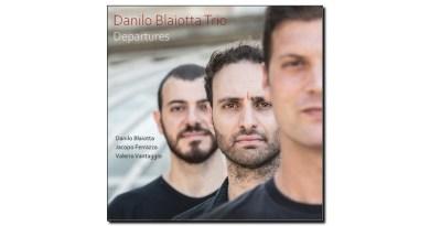 Danilo Blaiotta Departures Filibusta 2020 Jazzespresso Revista Jazz