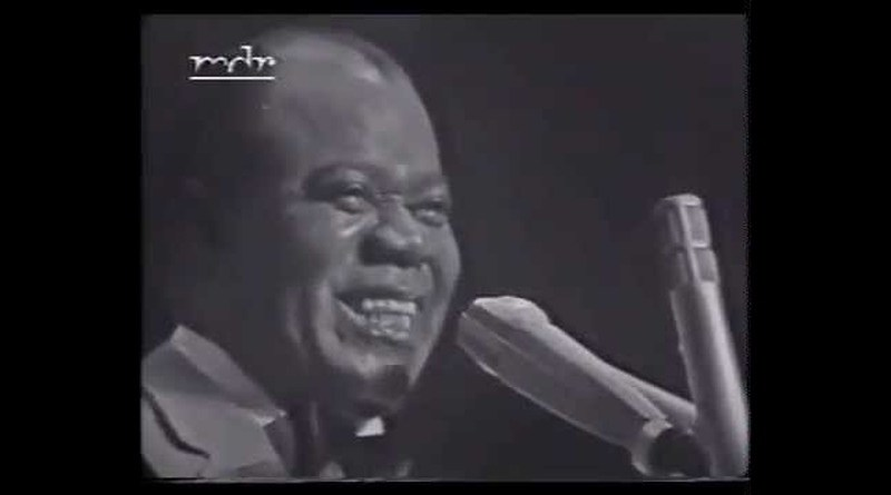Louis Armstrong Hello Dolly Jazzespresso Revista Jazz