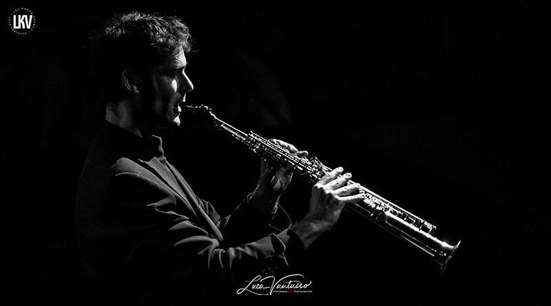 Tommaso Starace Milán Luca Vantusso Retrato Jazzespresso 2016