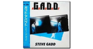 Steve Gadd Gaddabout 1984 Jazzespresso 爵士杂志