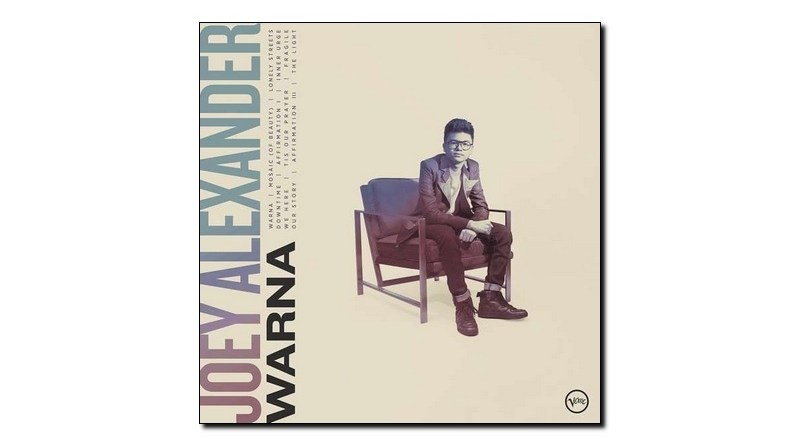 Joey Alexander Warna Verve 2020 Jazzespresso 爵士杂志