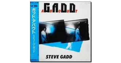 Steve Gadd Gaddabout 1984 Jazzespresso Rivista Jazz
