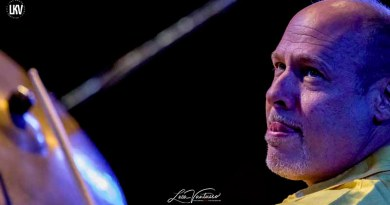 J杰夫·巴拉德(Jeff Ballard )米兰 Jazzespresso Reportage 爵士杂志