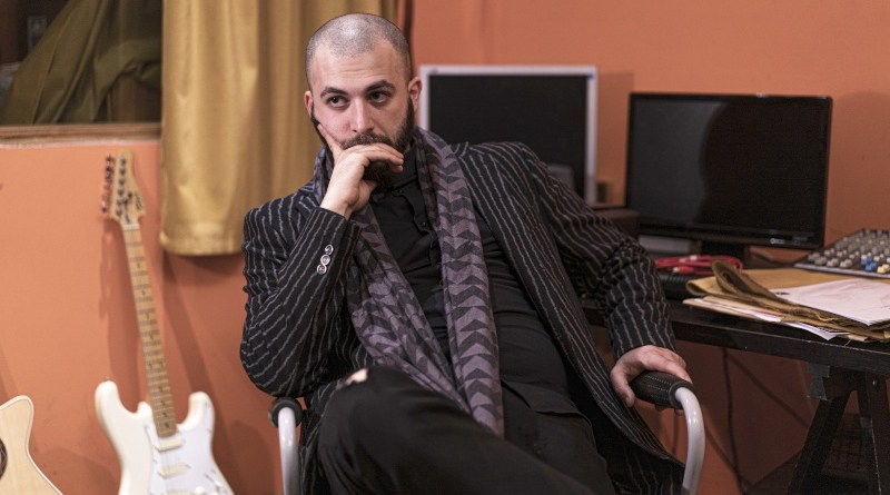 Ludovico Peroni © Giacomo Alessandrini