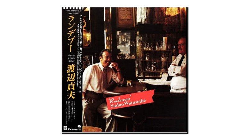 Sadao Watanabe, Rendezvous, WEA, 1984 Records Jazzespresso 爵士雜誌