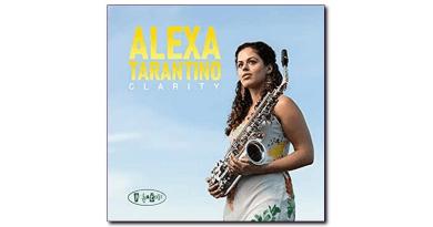 Alexa Tarantino Clarity Posi-tone Jazzespresso CD