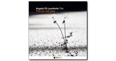Di Leonforte Trio This too Will Pass AlfaMusic Jazzespresso CD