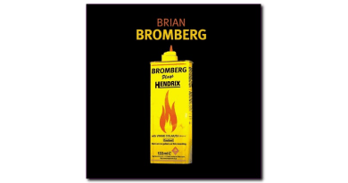Bromberg Plays Hendrix Mack Avenue 2020 Jazzespresso