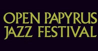 Open Papyrus Jazz Festival: edizione 40 Jazzespresso News
