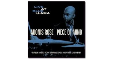 Adonis Rose Piece of Mind (Live at Blue LLama) 2020 jazzespresso
