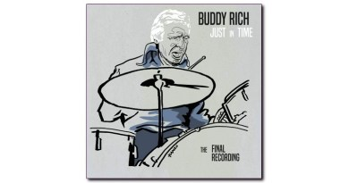 Buddy Rich Just in Time Gearbox Jazzespresso CD News