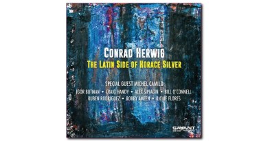 The Latin side of Horace Silver Conrad Herwig Savant 2020Jazzespresso