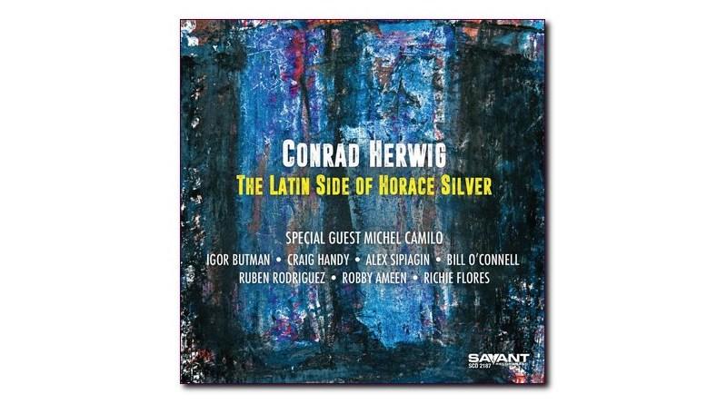 康拉德·赫薇(Conrad Herwig)The Latin side Horace Silver Jazzespresso