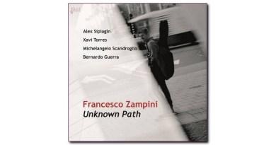 The Unknown Path Francesco Zampini Jazzespresso CD Jazzespresso