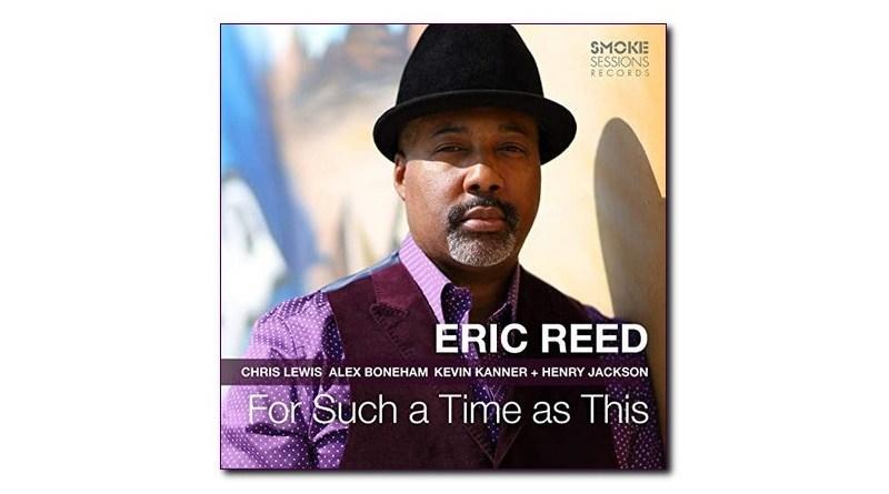 埃里克·里德(Eric Reed)For Such a Time as This Jazzespresso CD