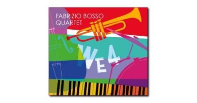 法布里佐·博索(Fabrizio Bosso)WE4 Warner2020 Jazzespresso CD