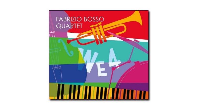 Fabrizio Bosso WE4 Warner 2020 Jazzespresso CD